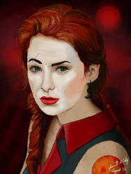 Sybel Caham by GnooroopoftheGerudo
