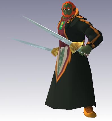 Toon Ganondorf Hyrule Warriors Message Board For Wii U