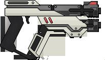 Pixel Art: M3-Predator by L-Delain