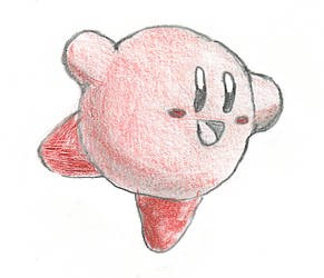 Kirby by losthappenings