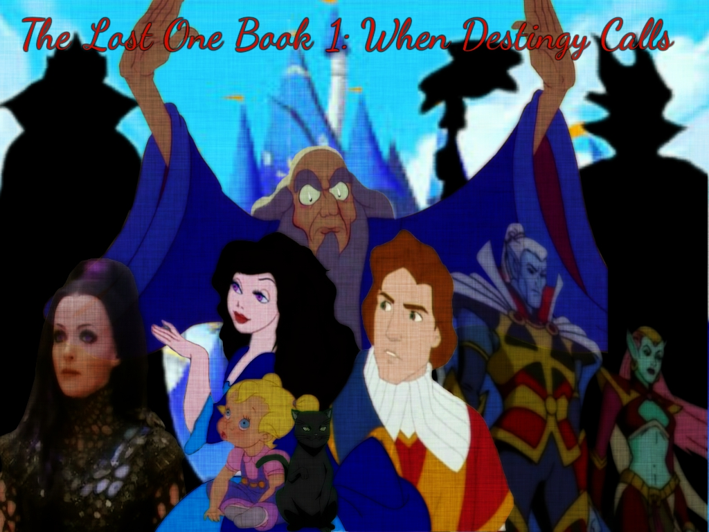 The Lost One Book 1: When Destiny Calls by LadyDesmoria