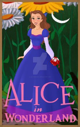 Antonia in Wonderland by LadyDesmoria