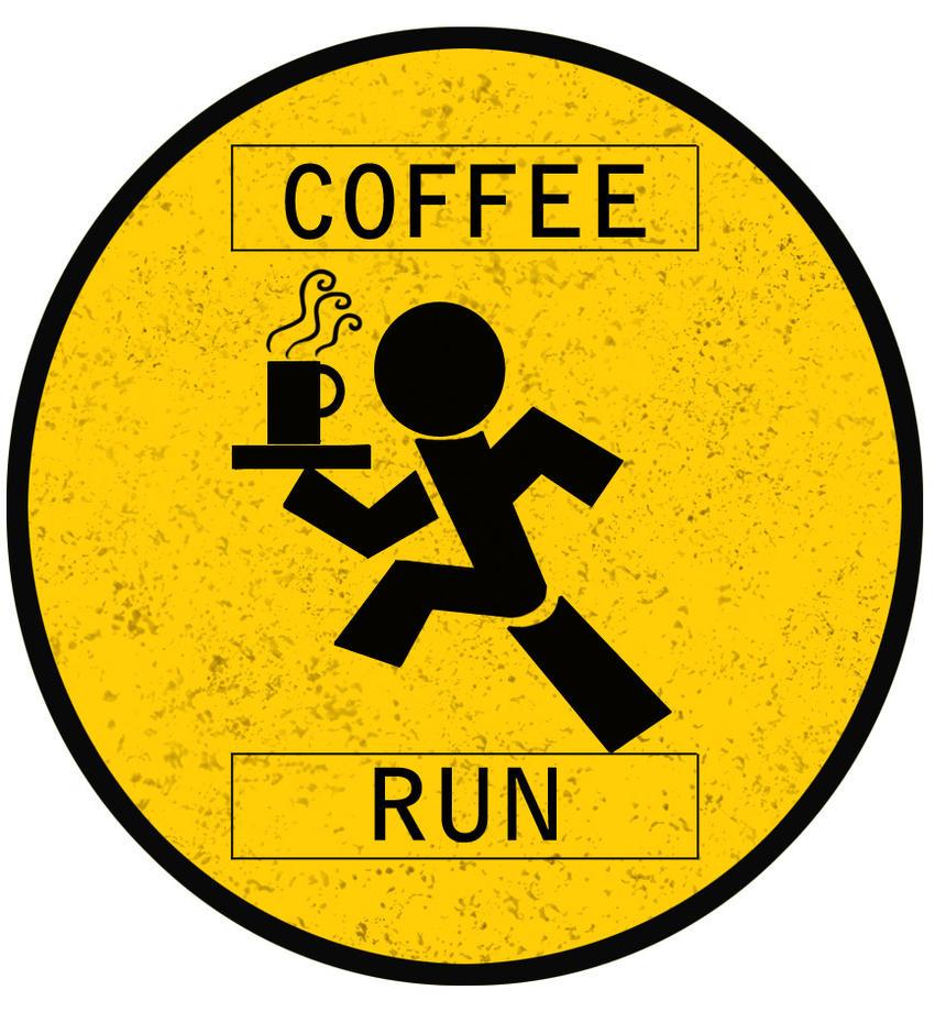 Coffee Logo 2 by Veronyak on DeviantArt