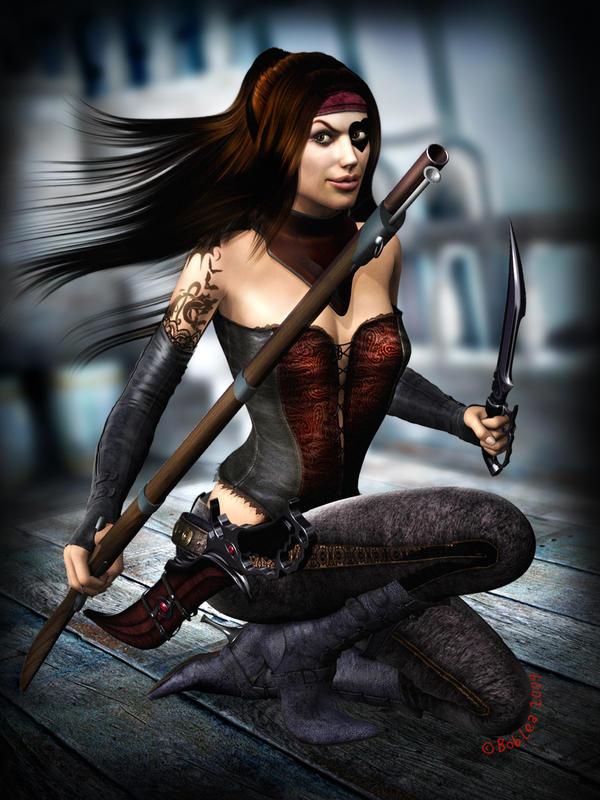 Female Vampirates