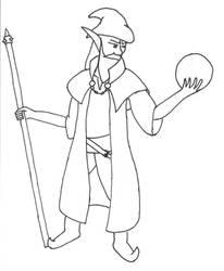 Gnome Wizard, Level 2