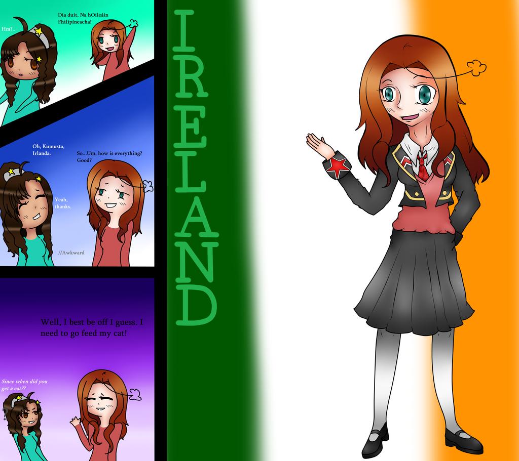 ELEMENTARY - IRELAND by APH-RepblicOfIreland