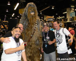 Chewie and Friends