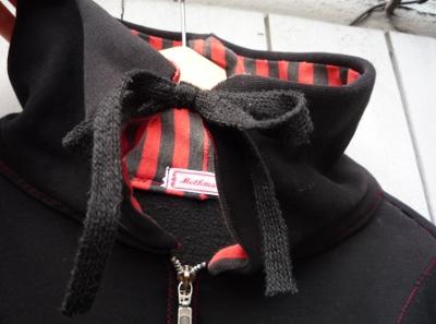 Rumo Sweater Detail II by Hedgefairy