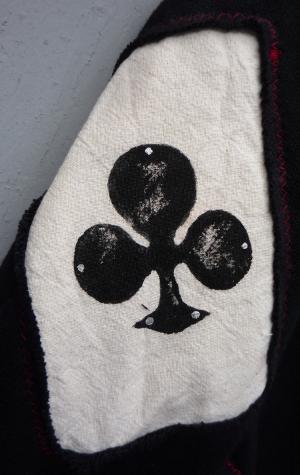 Rumo Sweater Detail III by Hedgefairy