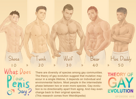 Episode-003  The Theory Of Gay Evolution