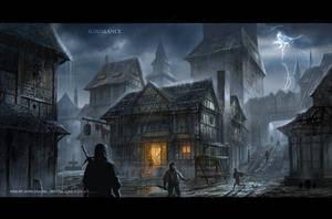Project: Black Plague(5) by rowenawangart