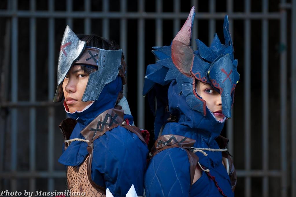 narga pairing by MidorikoXP