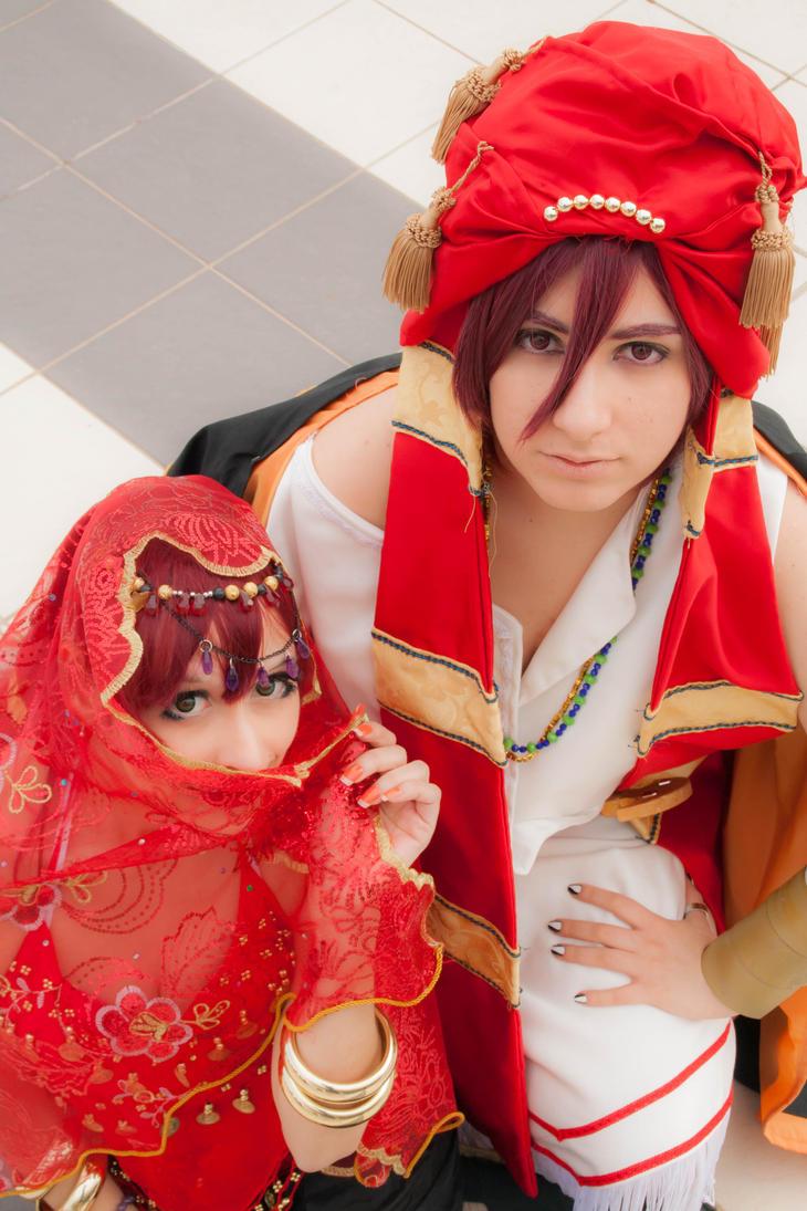 red bro by MidorikoXP
