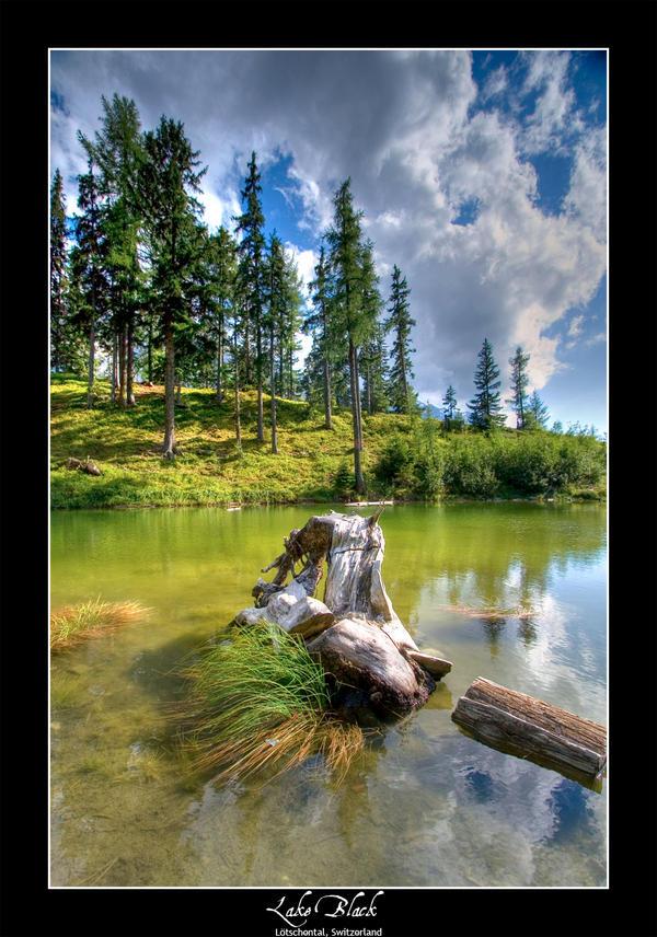 Lake Black by tyranus82
