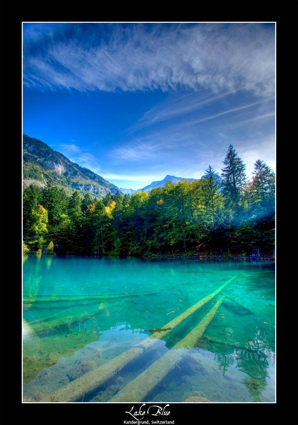 Lake Blue by tyranus82