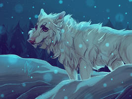 Beyond the Wall by alridpath