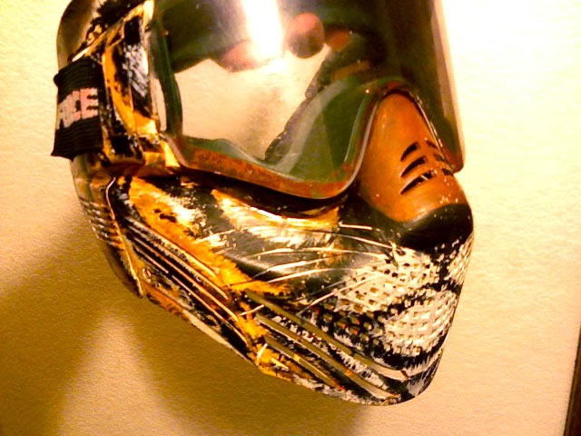 Custom Paintball Masks
