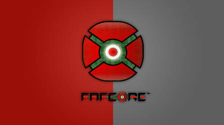 FAFCORE Wallpaper by erdie1design