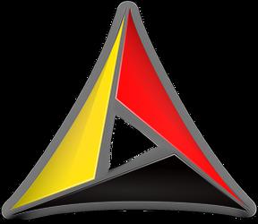 MiGOS (Minangkabau Go Open Source) Logo by erdie1design