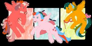 Twinkle-Eyed Ponies: Pegasi