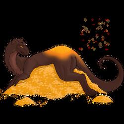 Inktober #12 - Dragon