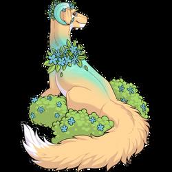 Inktober #14 - Overgrown