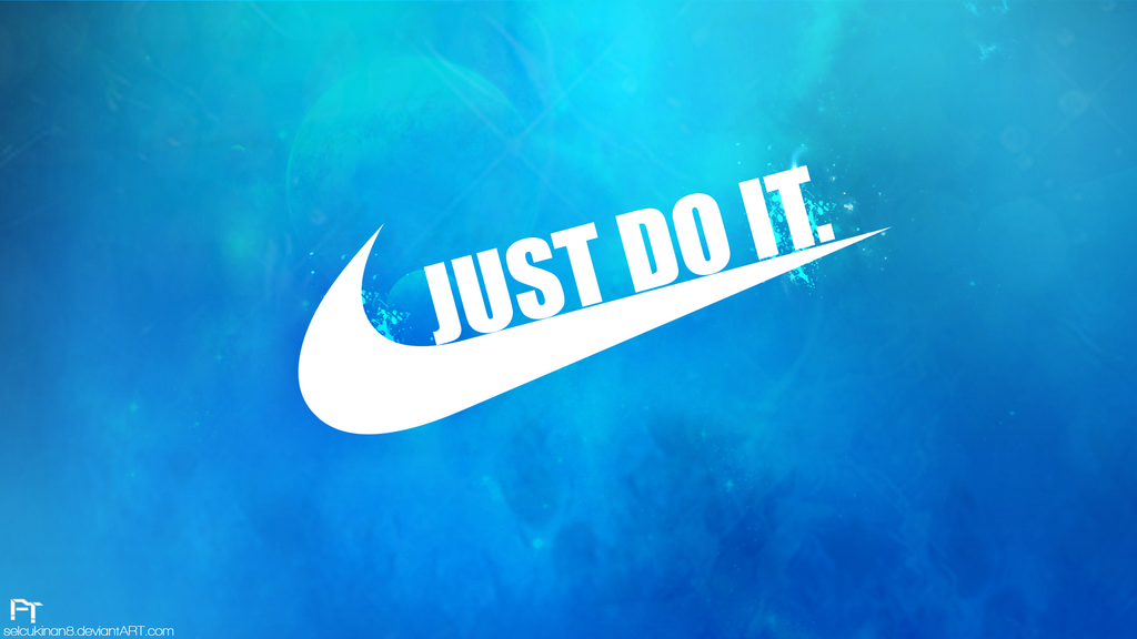 Just Do It. Nike By Selcukinan8 On DeviantArt