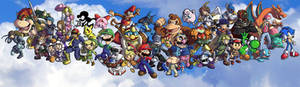 Super Smash Bros. Brawl-OLD-