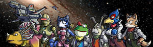 We're Star Fox