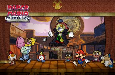 Paper Mario: BoA Prologue