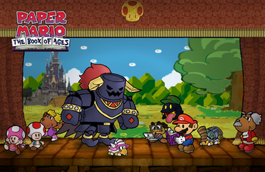 Paper Mario: BoA Chapter 1