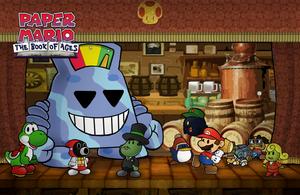 Paper Mario: BoA Chapter 2 by ChetRippo