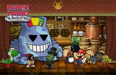 Paper Mario: BoA Chapter 2