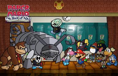 Paper Mario: BoA Chapter 4