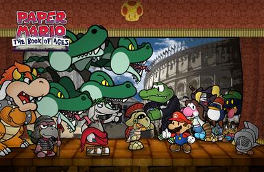 Paper Mario: BoA Chapter 6