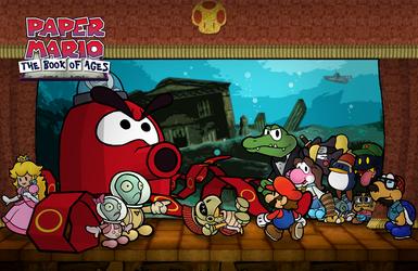 Paper Mario: BoA Chapter 7