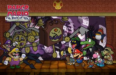 Paper Mario: BoA Chapter 8