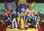 Battle of Nostalgic Scents