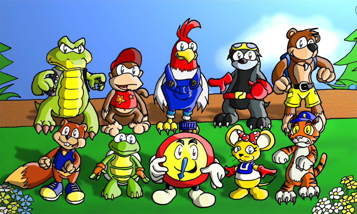 diddy kong racing mafia this is a mafia game based on the series diddy
