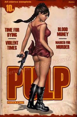 Pulp Pinup Series - Magazine