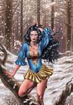 Snow White by jocachi