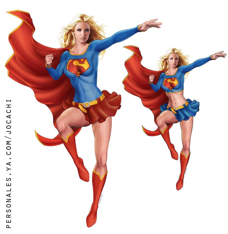 Supergirl by jocachi