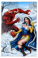 GRIMM FAIRY TALES 50 by jocachi