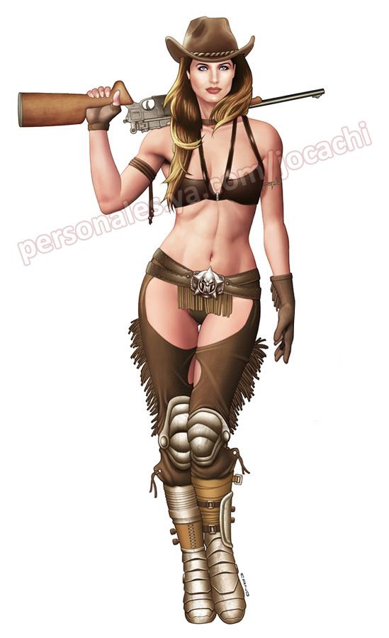 sexy-cowgirls | deviantart