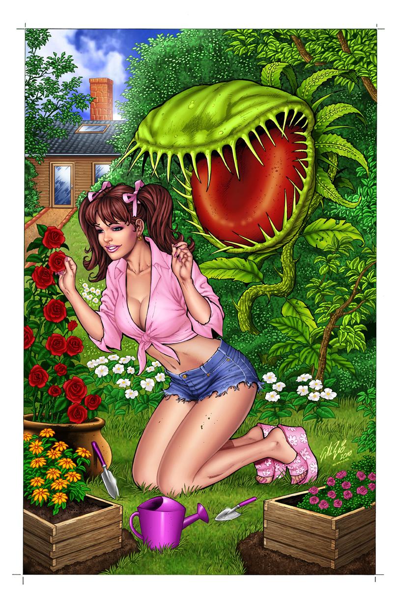 Wonderland Annual 2010 by jocachi