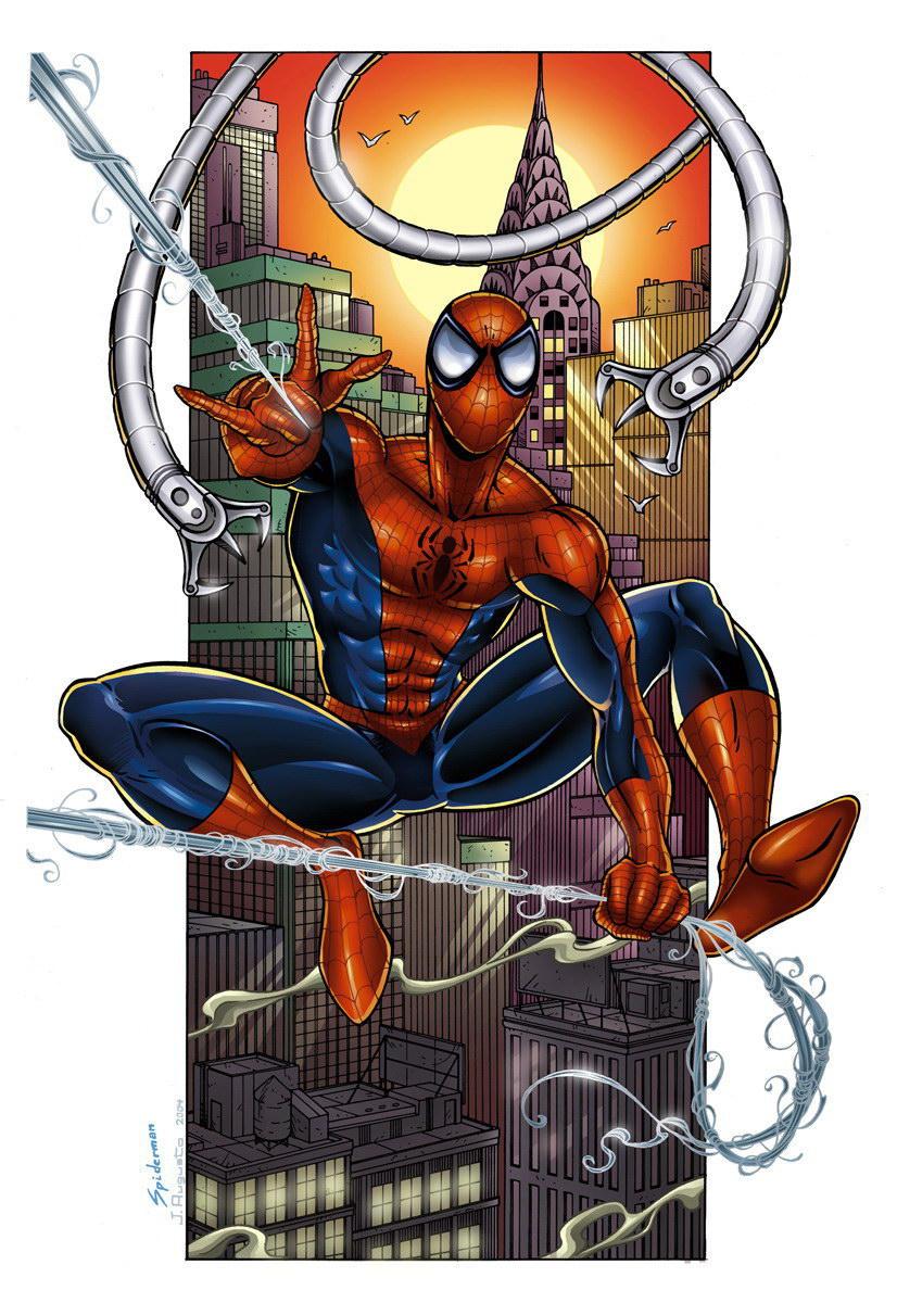 Part 14 / 10 Spiderman