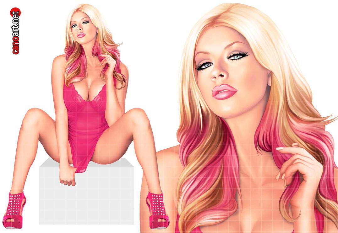 Pink by jocachi