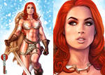 Red Sonja - Commission