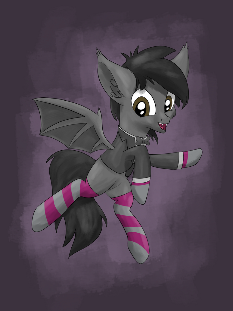 Batty by Litrojia