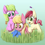 Flower Fillies
